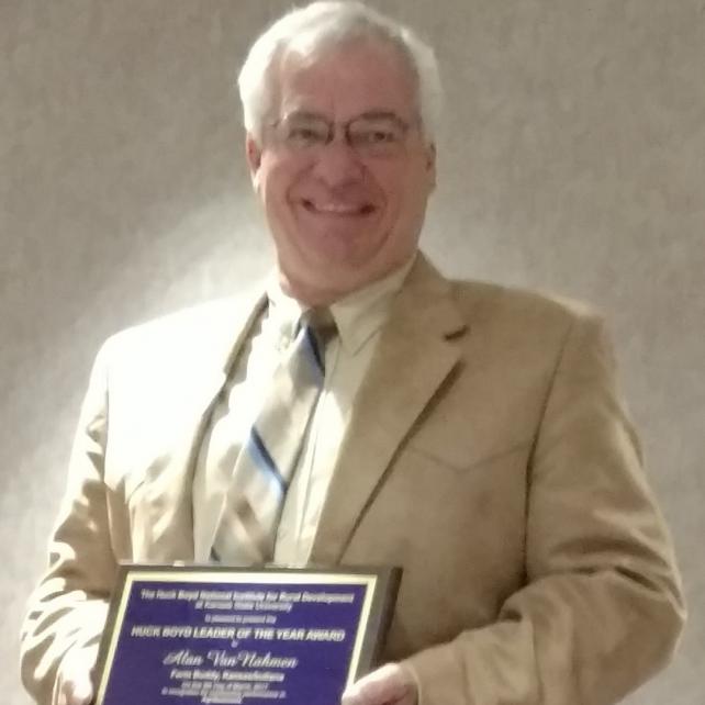 Huck Boyd Leader of the Year Award 2017